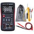 RM409B Multimetro Digitale 9999 Conta Con Grafico a Barre Analogico AC/DC Amperometro Tensione Corrente Ohm Auto/Manuale