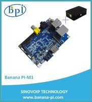 Original Banana Pi A20  M1 Dual Core 1GB RAM Open-source development board with Plastic box