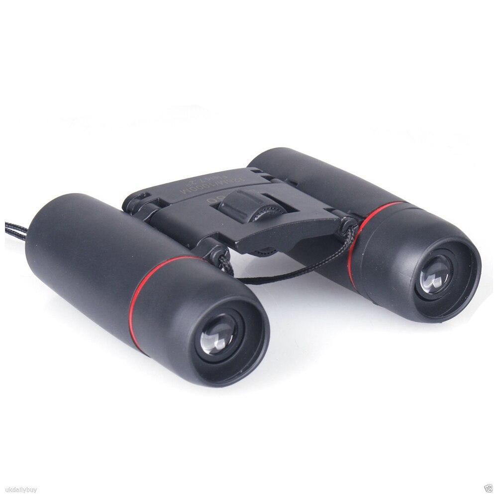 30x60 Увеличить Мини Компактный бинокль телескопы день и Ночное видение