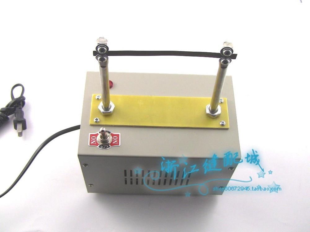 JC 3 type cutting machine with a machine by hand eagerly melt Ribbon cutting machine