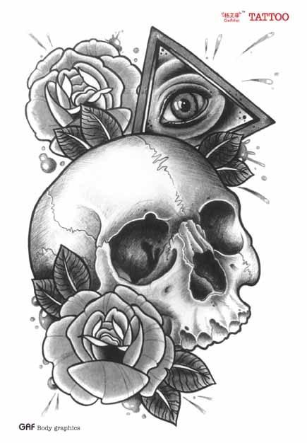 Angel Eye Tattoo Designs