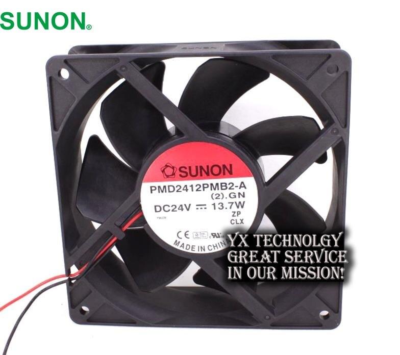 sunon 2-wire  120*120*38 12038 24V PMD2412PMB2-A (2).GN минипечь gefest пгэ 120 пгэ 120