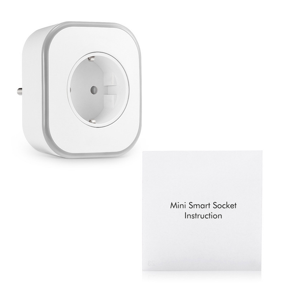 Alexa UK Plug UE Wifi Tomada Inteligente