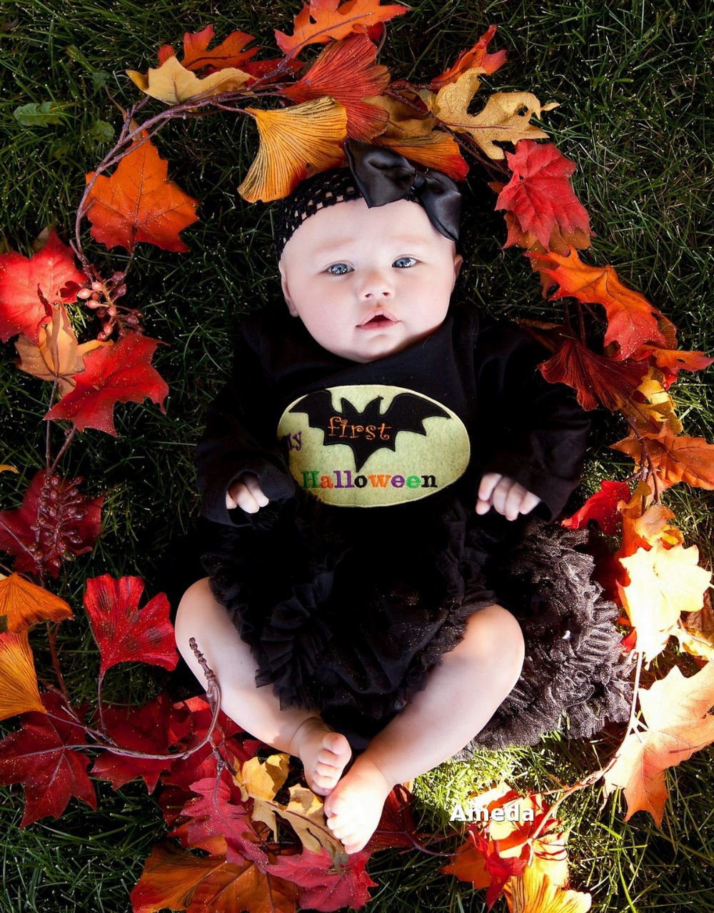 halloween baby girl clothes my first halloween im not a good witch ghost black long sleeves bodysuit tutu 0 18m in clothing sets from mother kids on