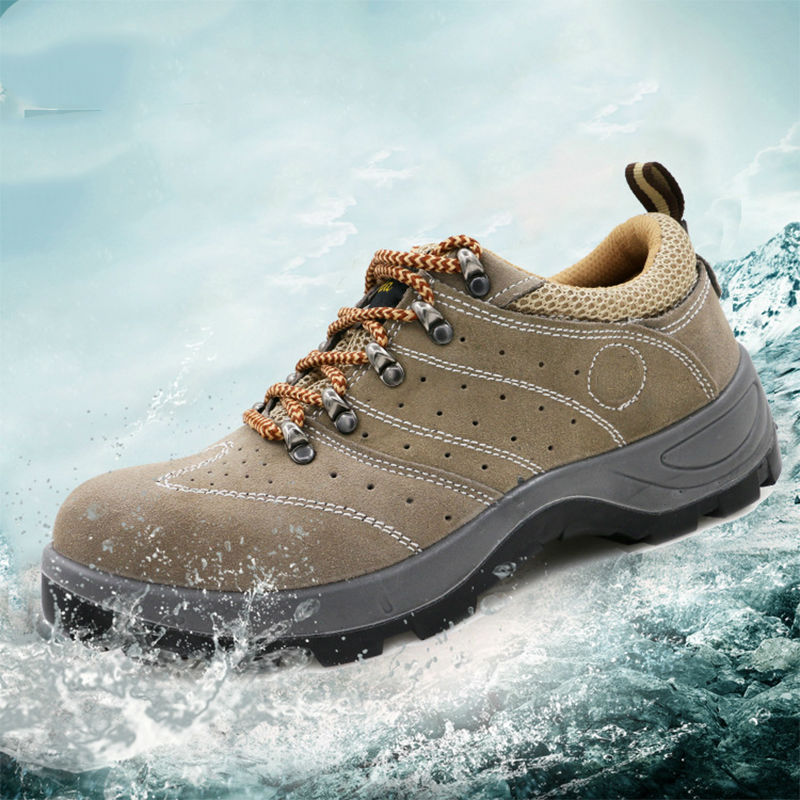 Купить с кэшбэком AC13016 safety shoes woman boot steel toe safety shoes for men steel toe sneakers man sport women safety shoes industrial shoes