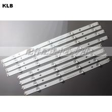8 cái x Đèn Nền LED Đèn Dải 9 leds đối VỚI LG 47 inch TV innotek DRT 3.0 LG47lb5610 6916L 1715A 1716A LG47LY340C LG47GB651C