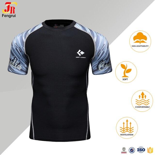 5026880d1 2017 Latest shirt designs wholesale sportswear men t-shirt printing machine  compression tight shirts sublimation printed tshirt