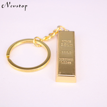key chain golden keychains keyrings pendant metal key finder luxury man car key rings KC75