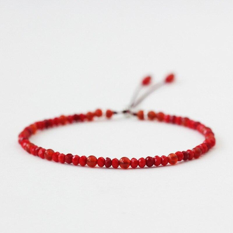 Natural Stone Handmade Strand Bracelet 3