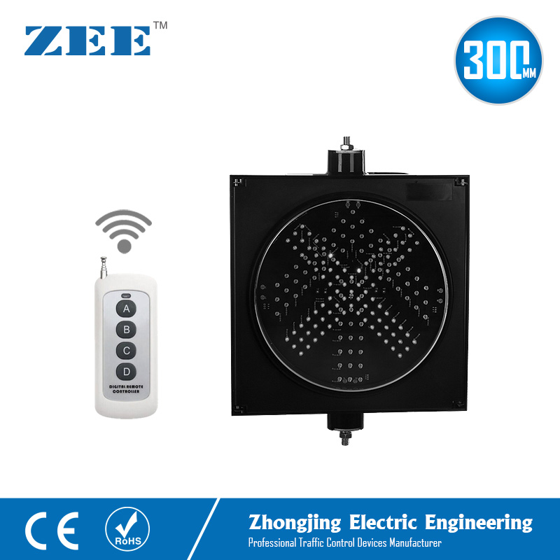 Купить ручной беспроводной контроллер светодиодный светофор 300 мм