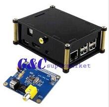 Acrylic Case For Raspberry Pi 2 model B / B+ HIFI DiGi+ Digital Sound Audio Card