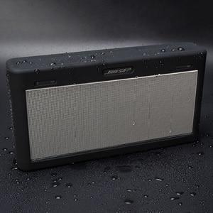 Image 1 - سيليكون لينة واقية غطاء ل بوز ساوند لينك 3 III سماعة لاسلكية تعمل بالبلوتوث علبة سماعات الصوت غطاء 3 ألوان اختياري