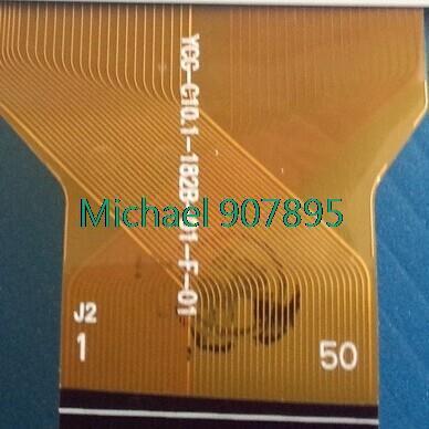 5 шт вне 10,1 дюймовый планшет YCG-C10.1-182B-01-F-01 сенсорным экраном a3lgtp1000