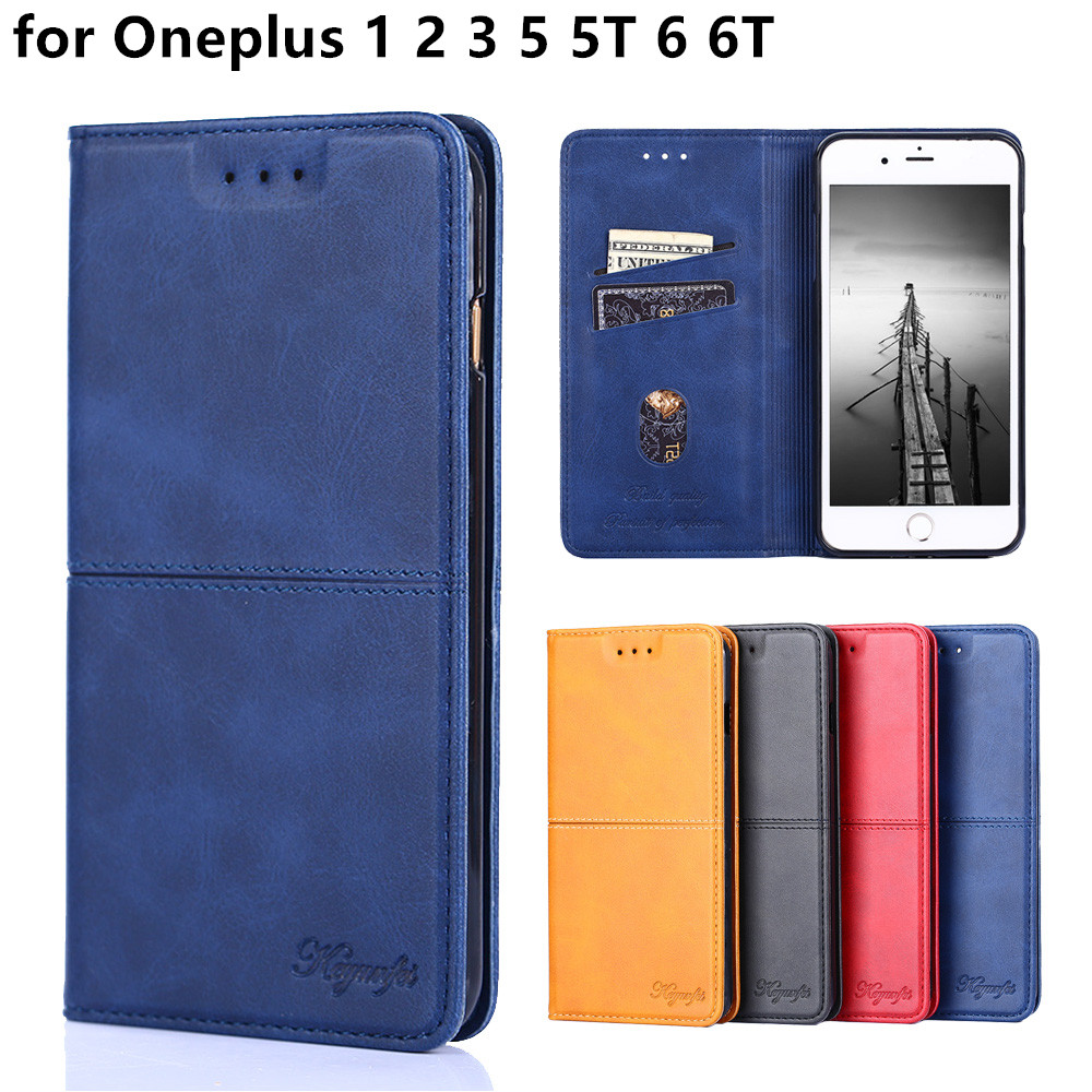 Luxury Leather Case for Oneplus 1 2 3 5 5T 6 Card Slot Wallet Book Phone Cover for Oneplus 6T One Plus 5T Funda with MagnetLuxury Leather Case for Oneplus 1 2 3 5 5T 6 Card Slot Wallet Book Phone Cover for Oneplus 6T One Plus 5T Funda with Magnet