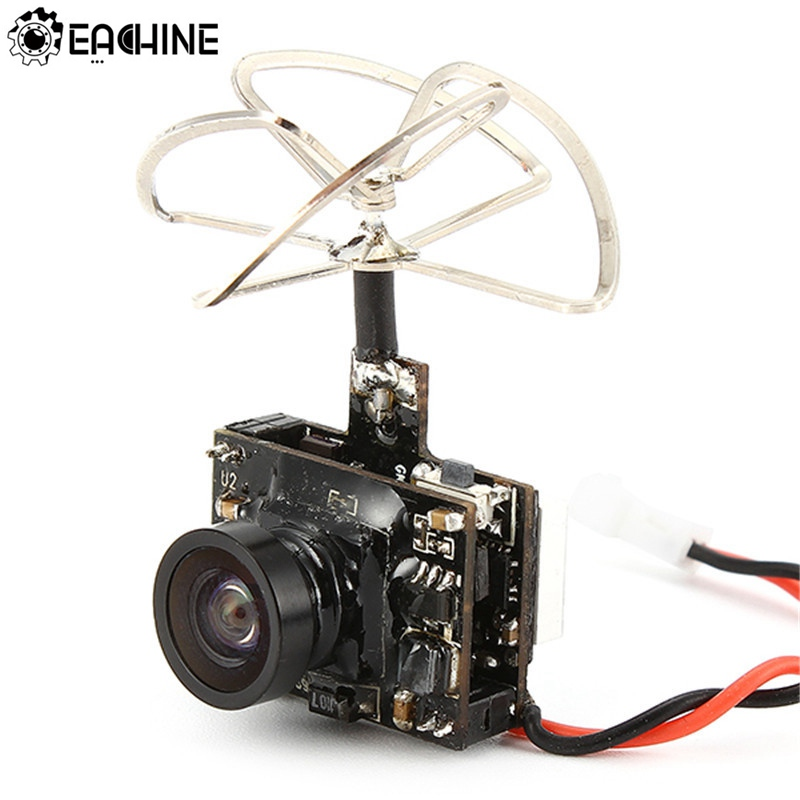 Eachine TX03 Super Mini 0/25 mw/50 mw/200 mw Commutabile AIO 5.8g 72CH VTX 600TVL 1/3 Cmos FPV Camera