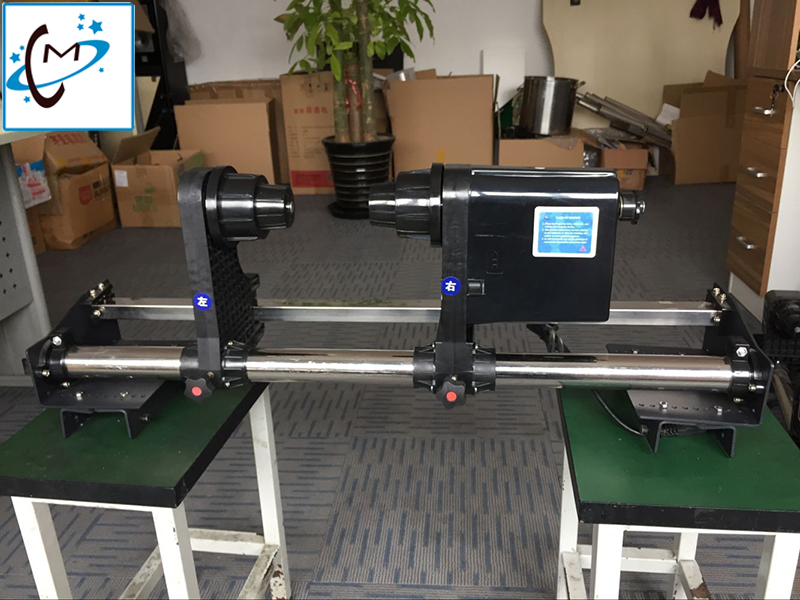 Mimaki printer Take up System Paper Collector with 1 motor for Roland Mimaki Mutoh VJ1604 VJ1618 plotter printer paper receiver original roland scan motor for sp 540v sp 300 printer parts
