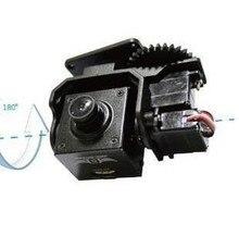 FPV-системы наклонно-2 оси Камера Gimbal PTZ для HD19 Проводник HD Full HD 1080 P FPV-системы Камера