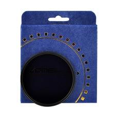 Zomei 52 мм CPL круговой поляризатор поляризационный фильтр для Canon Nikon Sony Объектив камеры 40.5/49/52/ 55/58/62/67/72/77/82/86 мм