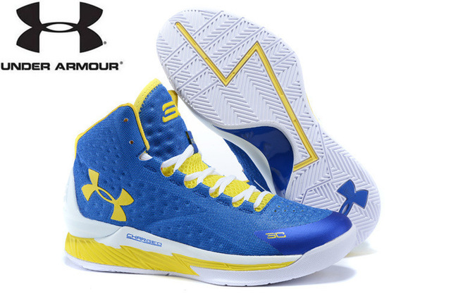Hot Sale Under Armour Curry V1 Basketball Shoes 43b0428e74a0