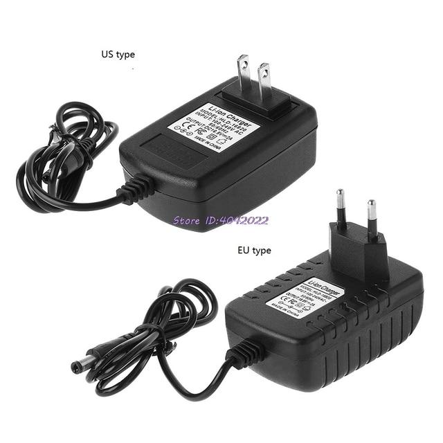 EU/US Plug 4 S 16.8 V 2A AC Lader Voor 18650 Lithium Batterij 14.4 V 4 Serie Lithium li-ion Batterij Wall Charger 110 V-245 V