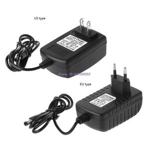 Image 1 - EU/US Plug 4S 16.8V 2A AC Charger For 18650 Lithium Battery 14.4V 4 Series Lithium Li Ion Battery Wall Charger 110V 245V