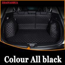 Custom car trunk mats fit All Models for Mercedes-Benz CLA260 CLS C180 C200L  E200 ef11e2db2d32