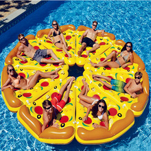 Giant Pizza Float