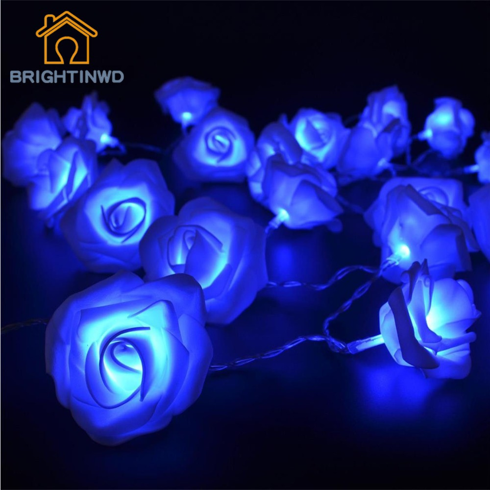 Battery Operated String Lights In Bulk : Online Buy Wholesale battery operated led string lights from China battery operated led string ...