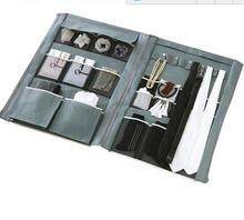 Bamboo charcoal multifunctional wardrobe finishing storage bag77.5*45*12.5cm