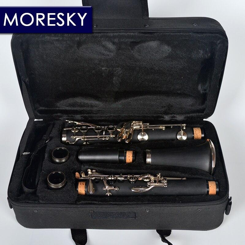MORESKY Clarinette 17 Clé Tomber Air B/ABS tuyau matériau produit Clarinette - 3