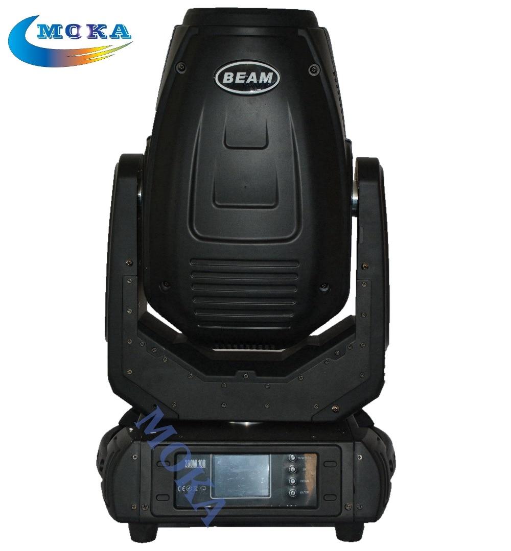 2pcs/lot High Quality Professional 280w Beam wash Spot Moving Head Light 10r Disco Lighting