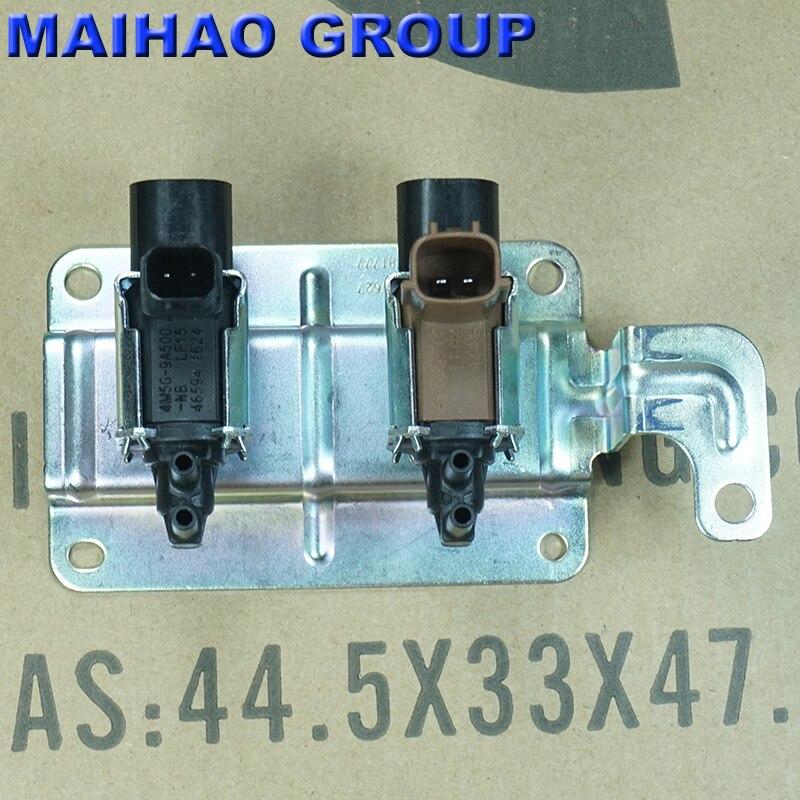 5pcs Lot Free Shipping Intake Manifold Vacuum Runner Solenoid Valve K5T46597 For Ford Mazda 3 5