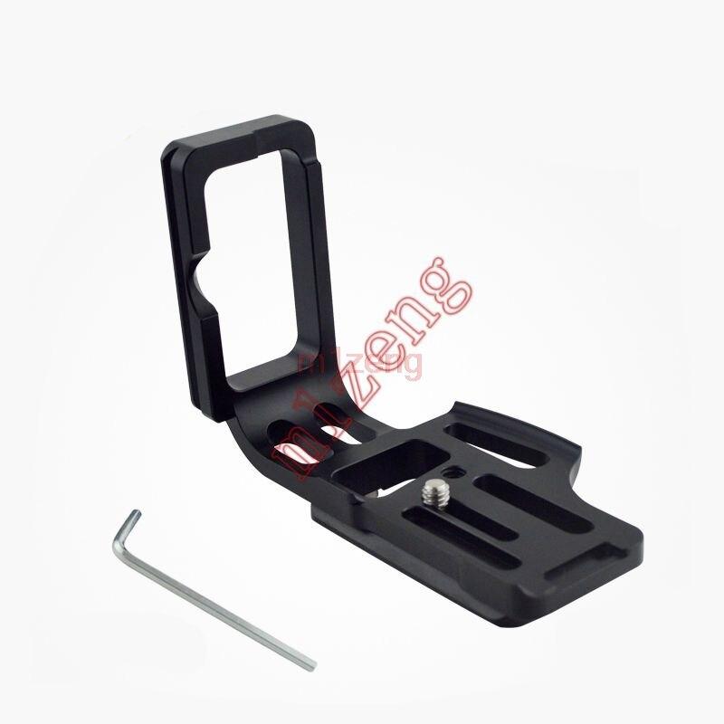 Vertical Shoot Quick Release L Plate/Bracket Holder hand Grip for Nikon D800 D800E D810 Arca-swiss RRS Compatible