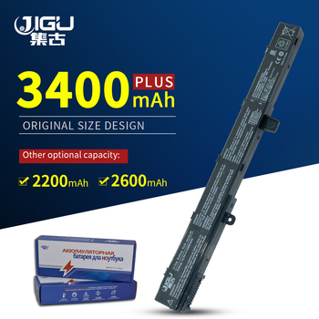 JIGU 14.8V Batterie D'ordinateur Portable A41N1308 A31N1319 Pour Asus X451 X551 X451C X451CA X551C X551CA Série