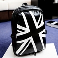 UK Flag Rucksack 2016 New Fashion Pattern National Flags School Bags For College Girls Student Leather British Flag Backpack