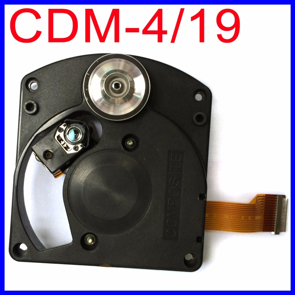 Original CD Laser Len CDM4 CDM4 19 Optical Pick Up Mechanism Mechanical Replacement For Philips Marantz
