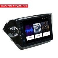 Автомобиль радио мультимедиа двойной Din 9 видео плеер навигации gps Android для KIA K2 аксессуары Rio 2011 12 13 14 15 2016 DAB +