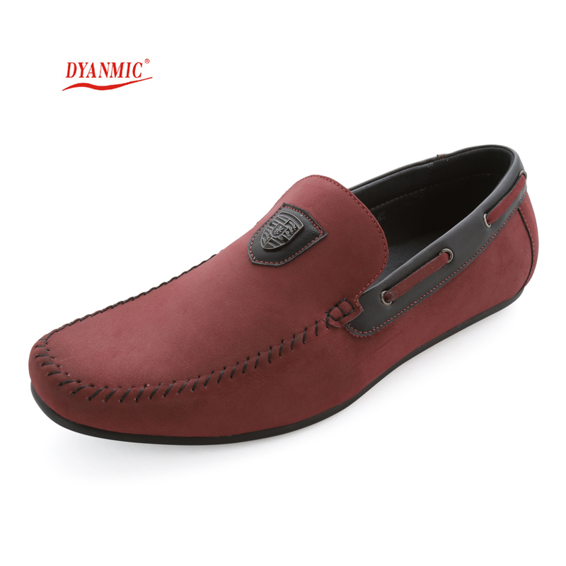 Leather Loafer Boat Shoes