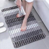 Bath Mat For Bathroom Toilet Bathtub Wash Basin Rug For Door Balcony Non Slip Absorbent Microfiber