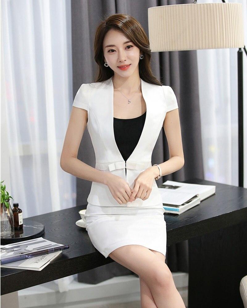 Popular White Skirt Suits Women-Buy Cheap White Skirt Suits Women