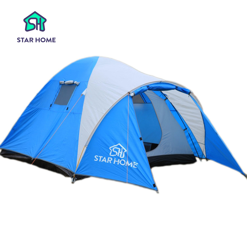 Tents Outdoor Camping 2-3 Person Camping Tent Waterproof Tourist Tent Hiking Fishing Tent 3 4 person tents rainproof waterproof outdoor camping tent tourist tent for hunting picnic party camping