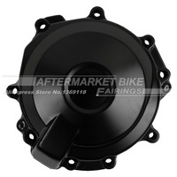 Motorcycle Crankcase For Kawasaki ZX6R 2007 2008 Engine Stator Crank Case Generator Cover