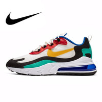 Nike Air Max 270 React Men Running Shoes Air Cushion Outdoor Sports Sneakers 2019 New Training Athletic Designer Jogging #AO4971