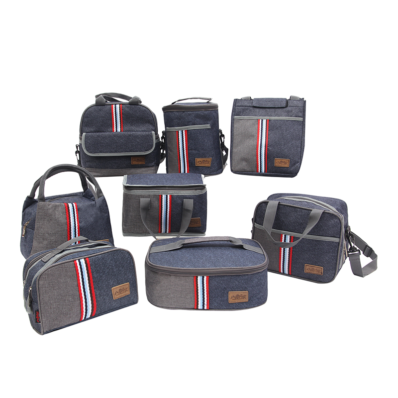 Oxford Thermal font b Lunch b font font b Bag b font Insulated Cooler Storage Women