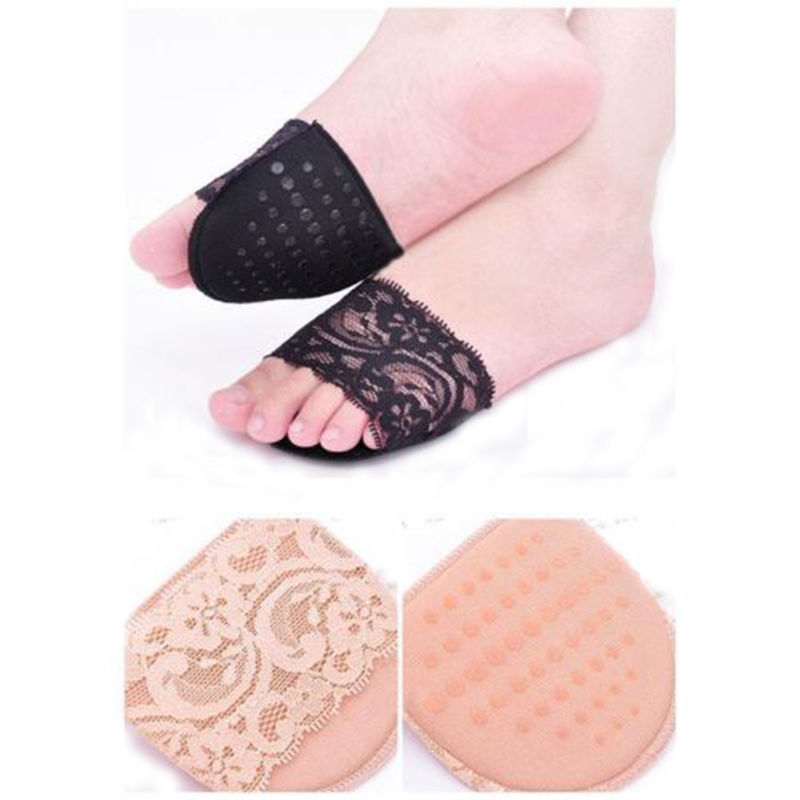 gootrades 1Pair Half Front Cushion Shoe Pads Liner Girls Lady High Heel Shoes Fore Foot Care Protector Insoles Pads Cushion рубашка fore axel