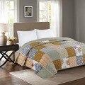FAMVOTAR классический Сельский стиль 100% хлопок лоскутное стеганое покрывало набор тонко сшитое покрывало на кровать покрывало queen Размер