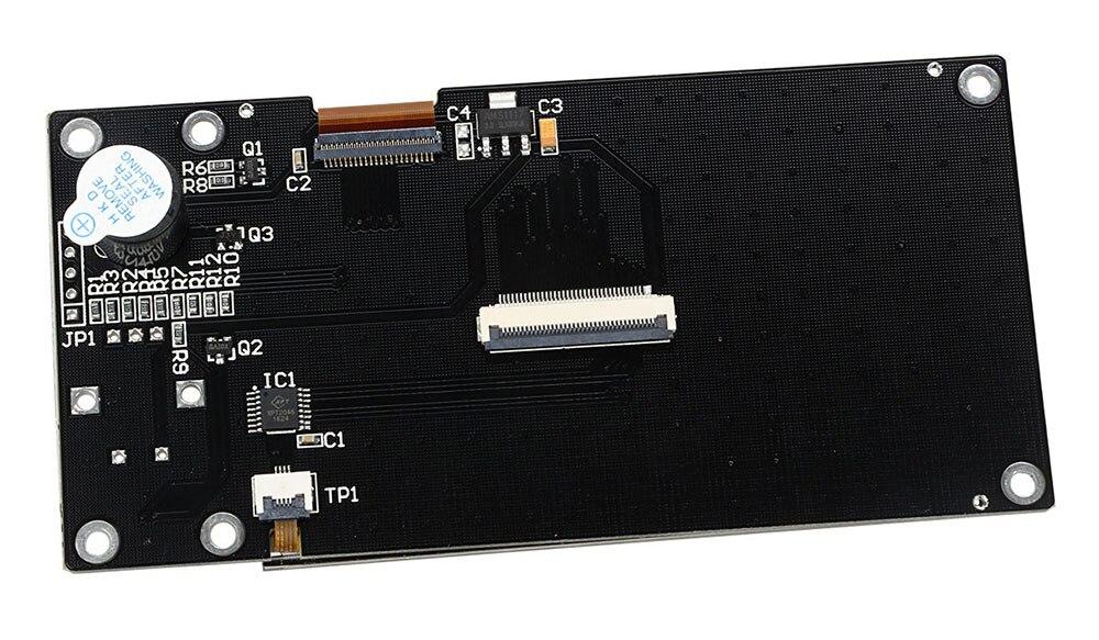 lerdge x controlador placa + 3.5