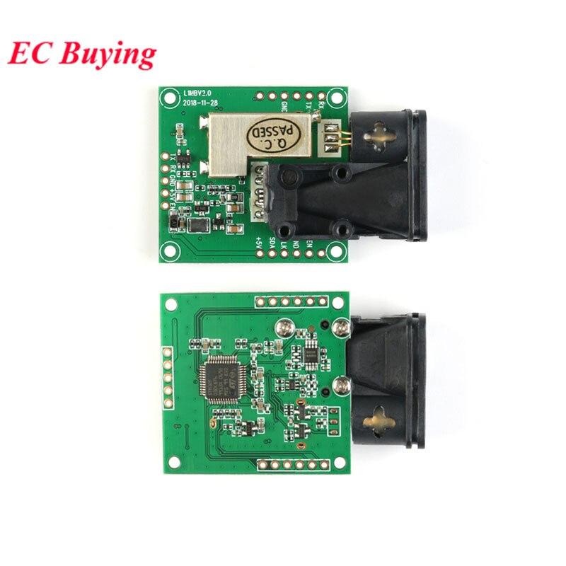 Capteur de mesure Laser Module de capteur de Distance Laser pour Arduino Module de télémètre Laser capteur infrarouge de haute précision