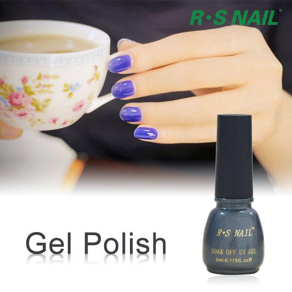 Normal 3 Step R S Brand China Nail Gel Polish Uv Kit Varnish
