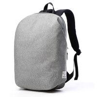2018 Men mochila Laptop Backpack Women Waterproof Canvas Business Laptop Bags 17 inch Notebook Bag For Teenagers Travel bag
